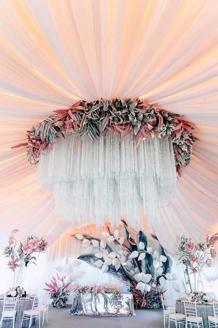 Romantic Wedding Receptions Photo By Konstantin Semenikhin Http