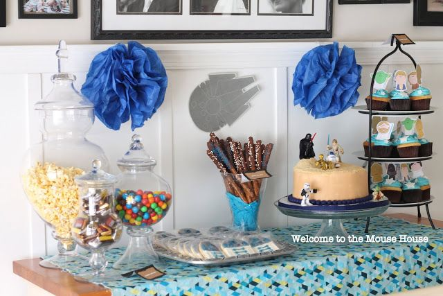 Plan A Star Wars Themed Baby Shower Beautiful Baby Showers