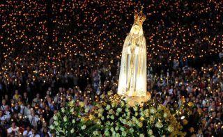 13 de maio dia de Nossa Senhora de Fátima - ...é bom e eu gosto!