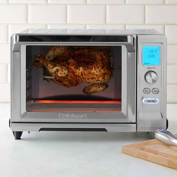 Cuisinart Rotisserie Convection Toaster Oven Rotisserie Oven