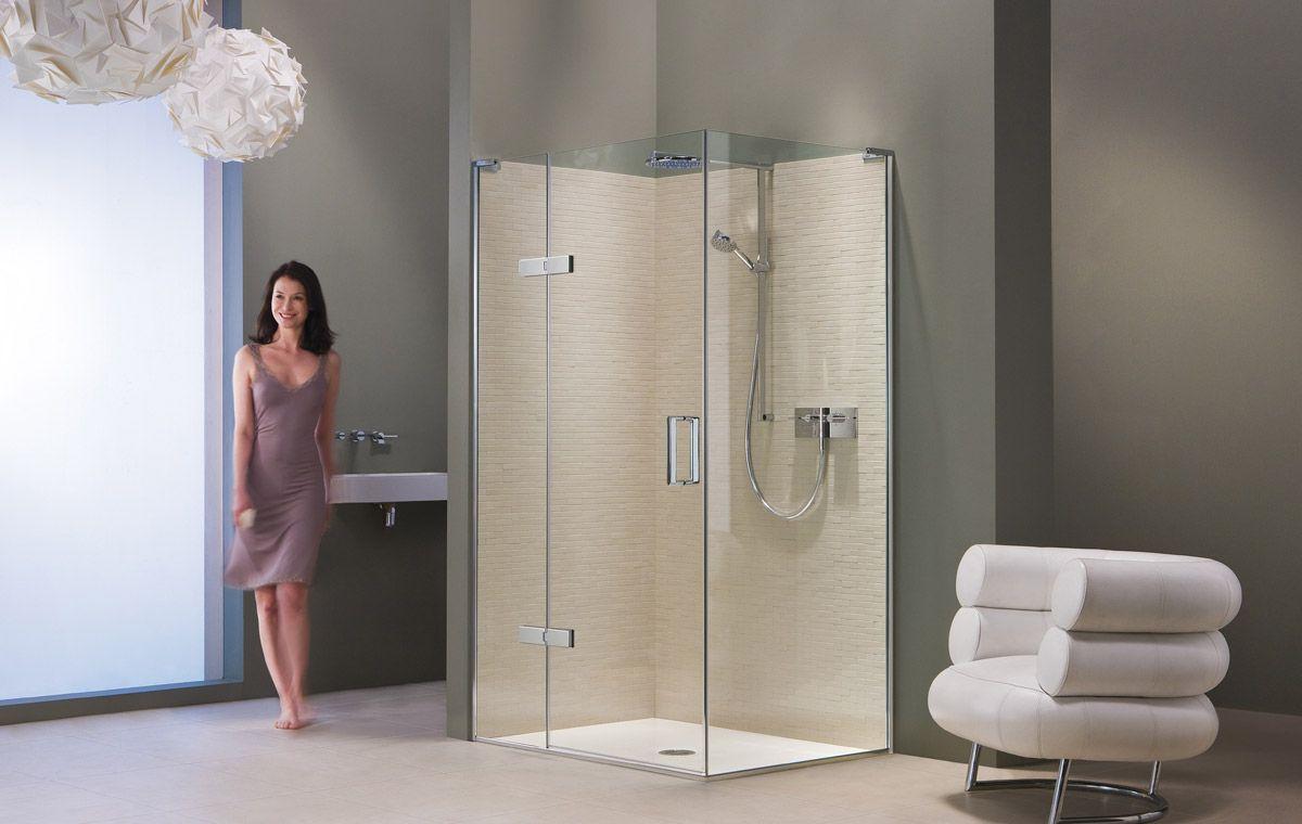 An Inclusive Shower Stall: Prefab shower stall tile – Nixgear.com ...