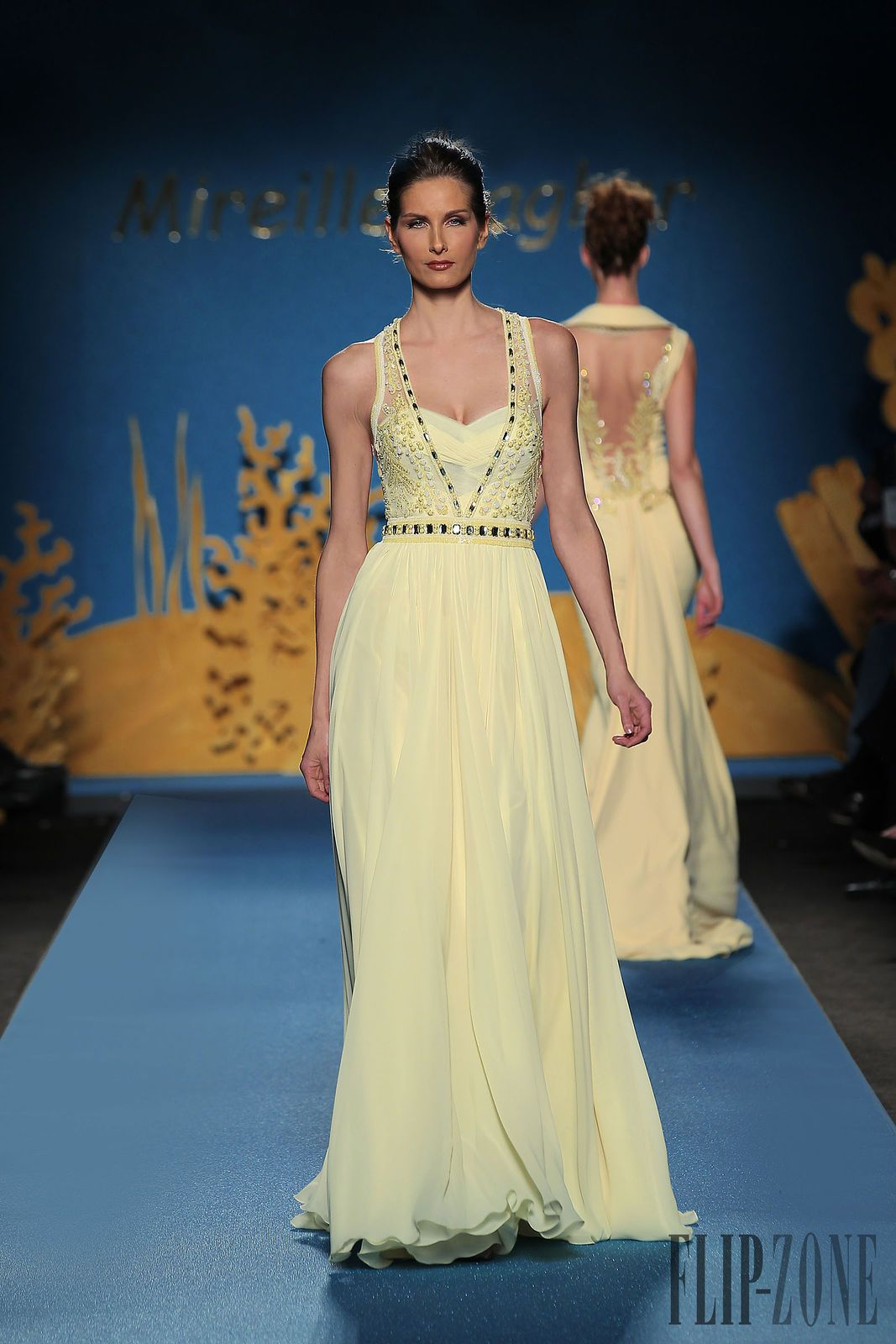 Mireille Dagher Spring-summer 2014 - Couture