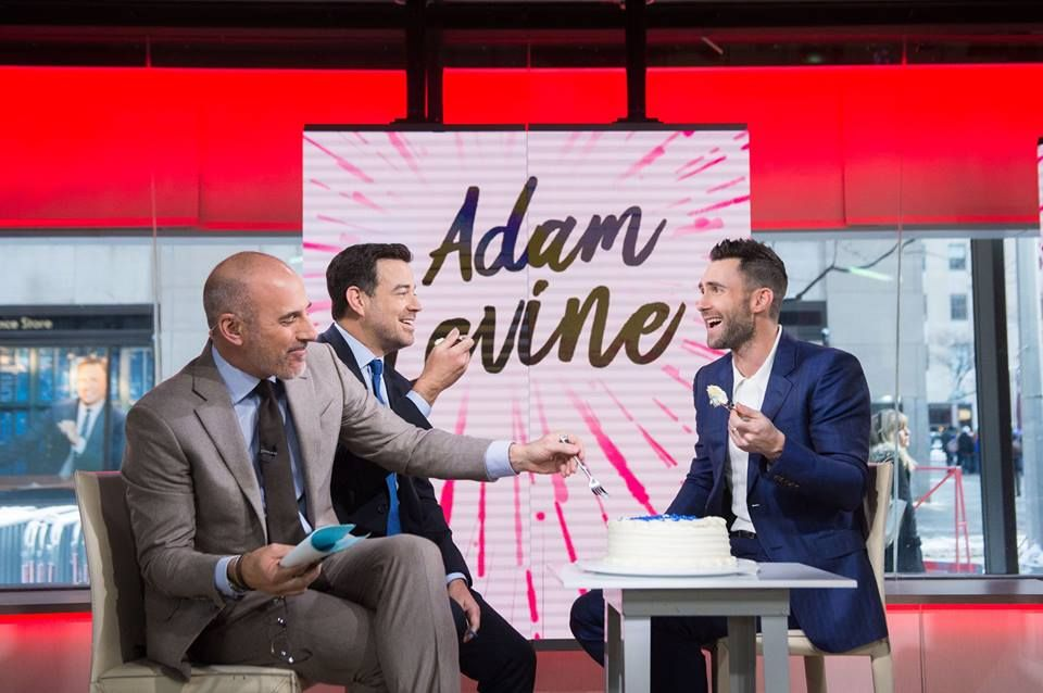 Adam on The Today Show