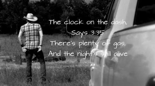 country music quotes from songs | luke bryan country song lyrics
