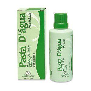 Comprar Pasta D Agua 100gr Mentolada Na Sua Farmacia Online Com