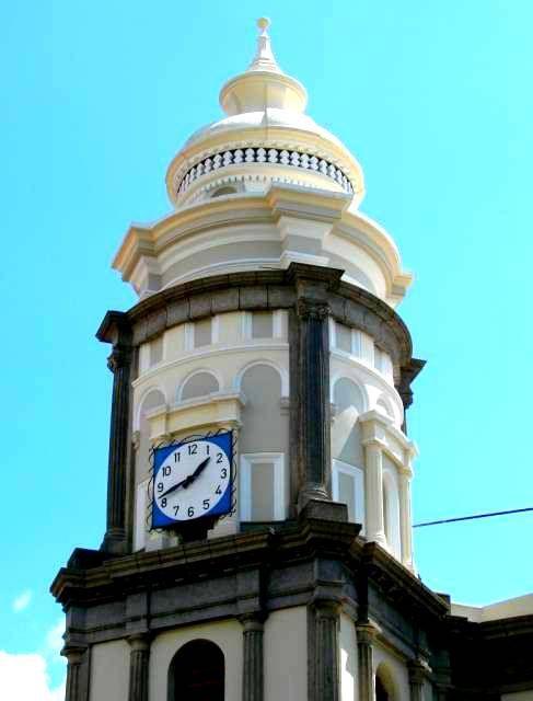 Reloj de la Catedral de Mérida, Venezuela