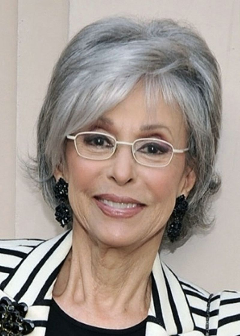 hairstyles-for-women-over-50-with-glasses 16 ideas hairstyles for