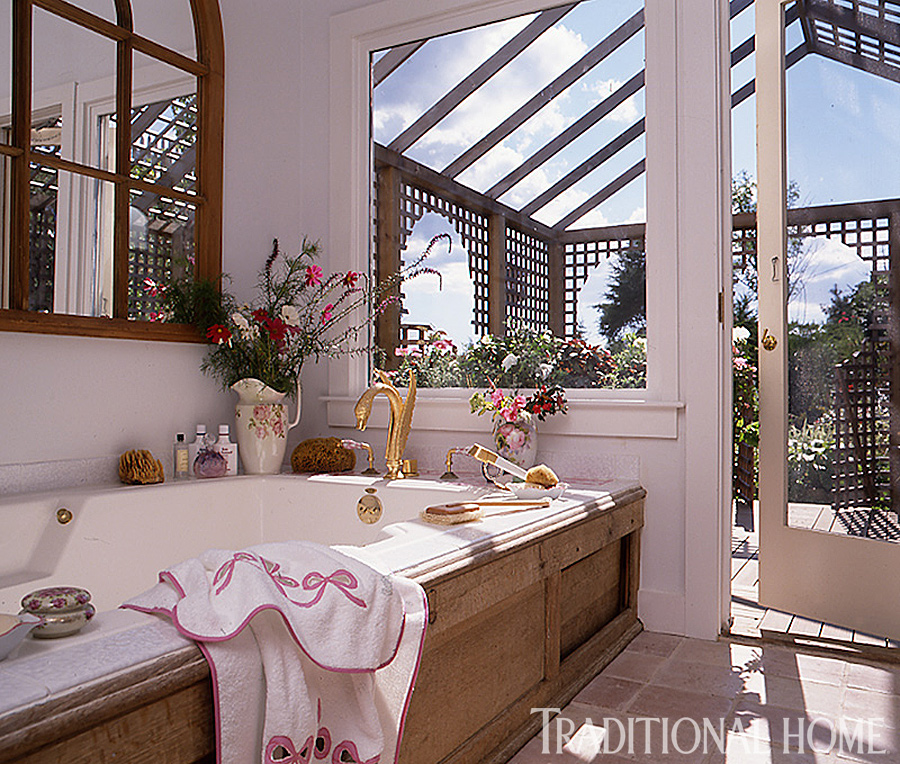 25 Years of Beautiful Bathrooms | Traditional Home ...
