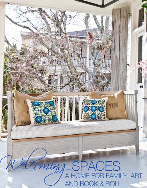 Welcoming spaces