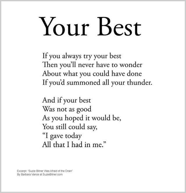 Best Poetry !