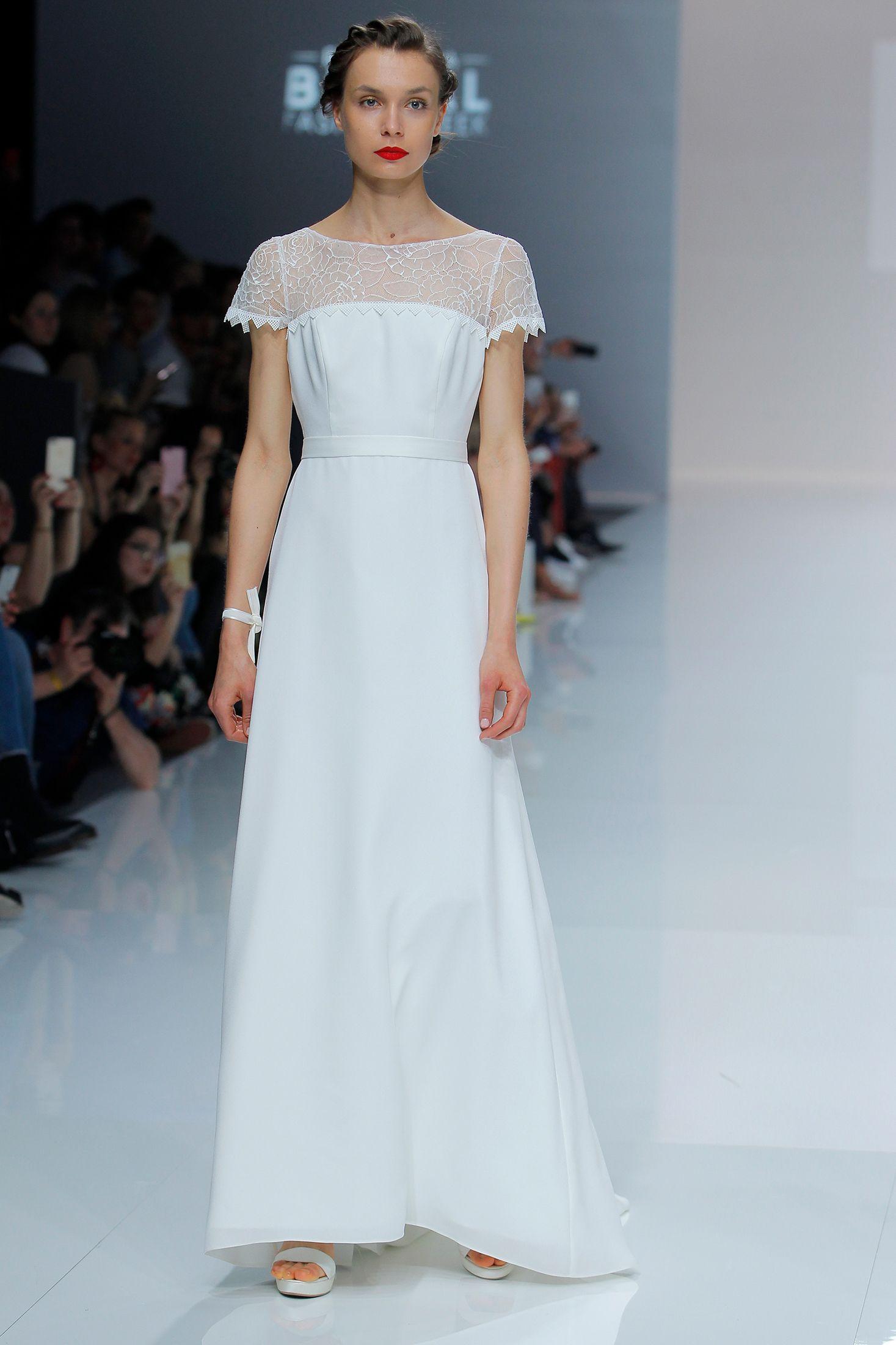 Vestido de Novia de Cymbeline - CY 039 #wedding #bodas #boda ...