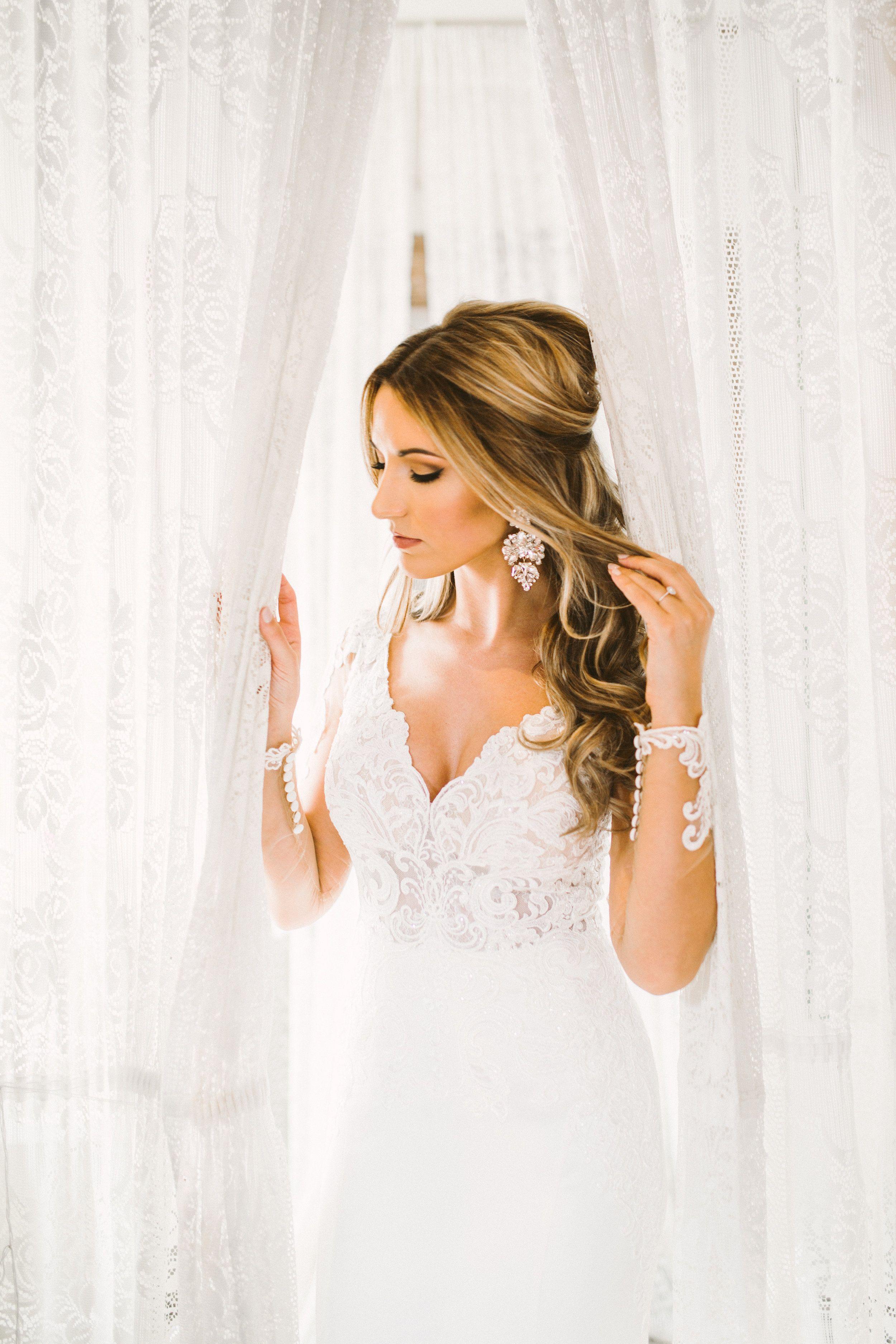 Beautiful bride, Real bride, New Orleans bride, Louisiana
