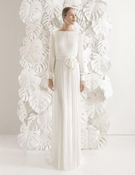 vestidos de novia para mujeres embarazadas: 30 diseños que te harán