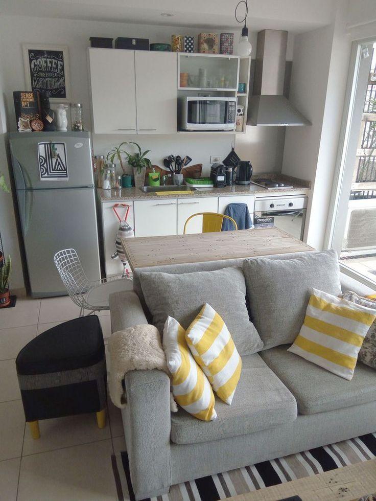7 Interior Design Ideas for Small Apartment - apartment.modella.club #apartmentdiy