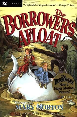 The Borrowers Book The Borrowers Afloat Borrowers Book 3 By