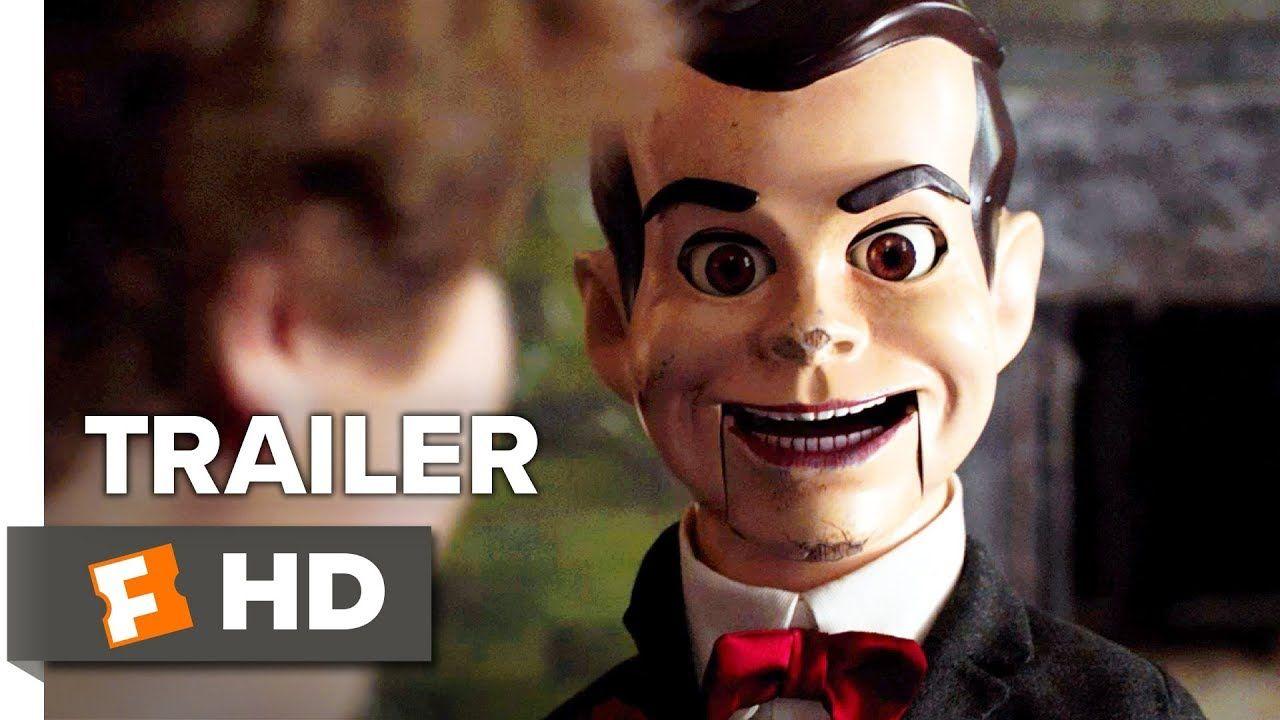 Goosebumps 2 haunted halloween trailer 1 2018