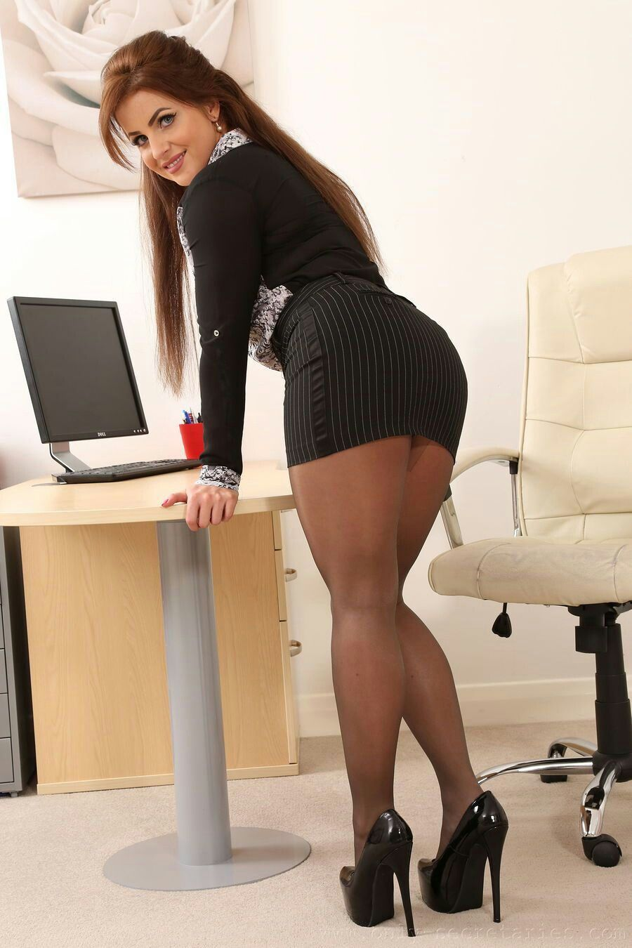 secretary Short pinterest skirt