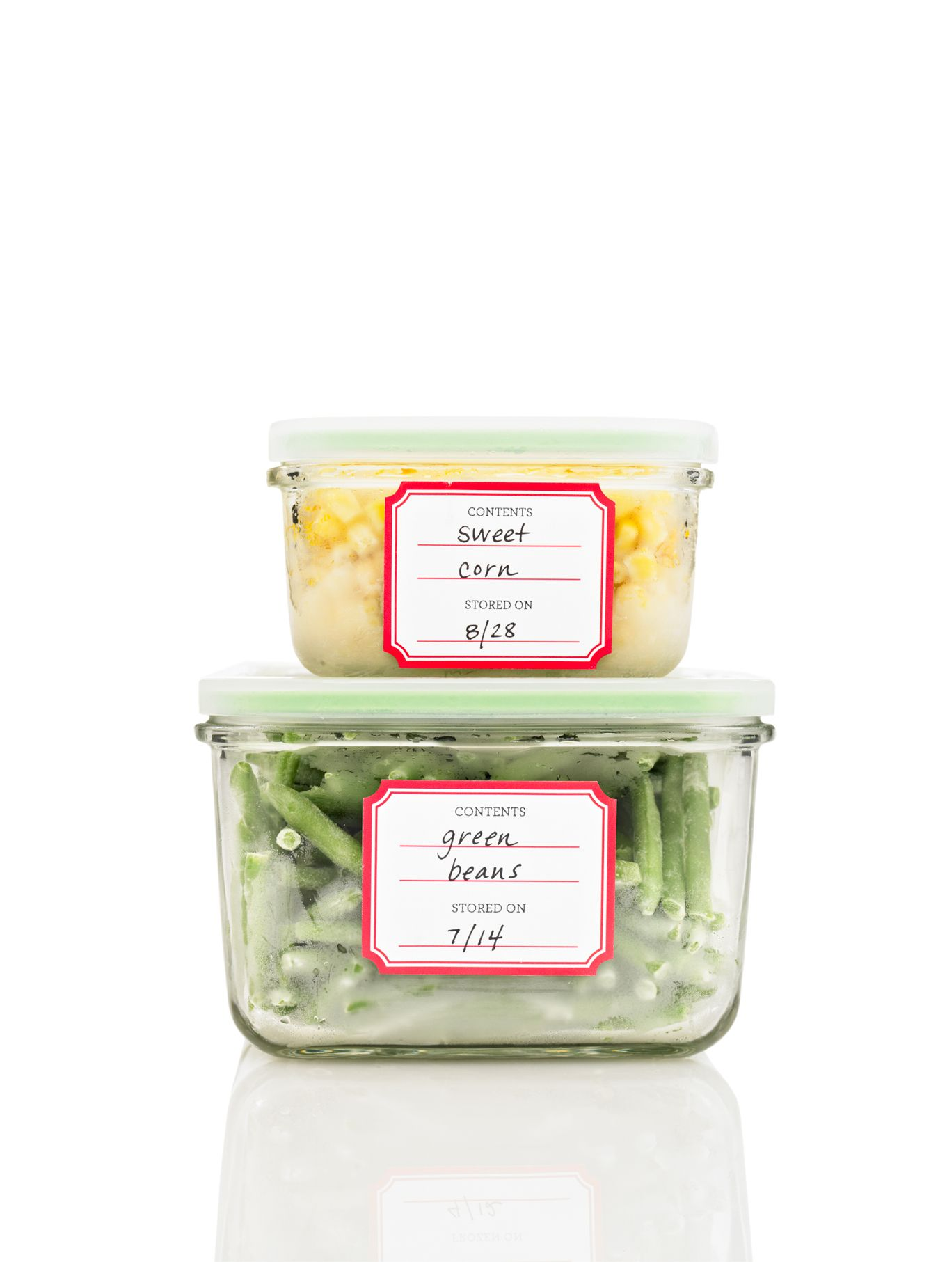 Martha Stewart Home Office Kitchen Labels Stay On In The Freezer And
