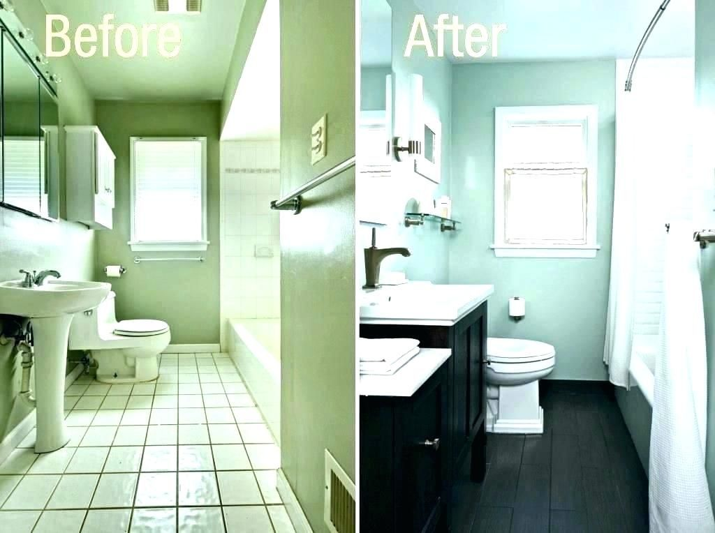 Small Bathroom Remodel On A Budget Guadualesdelcafe Co ...