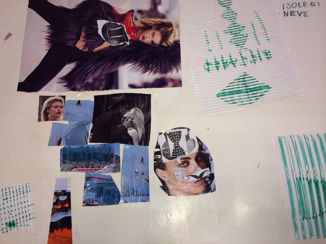Collage Bambini ~ Laboratori pasqua progetto arte per bambini collage