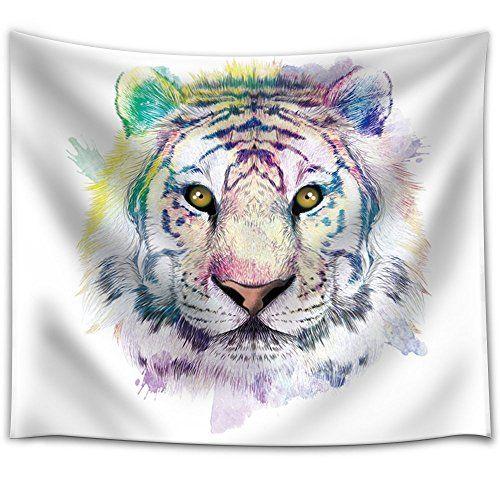 Wall26 - Fun and Colorful Splattered Watercolor Tiger - F... https://www.amazon.com/dp/B01FSEI0AO/ref=cm_sw_r_pi_dp_x_c9ZZyb5M9WP2F