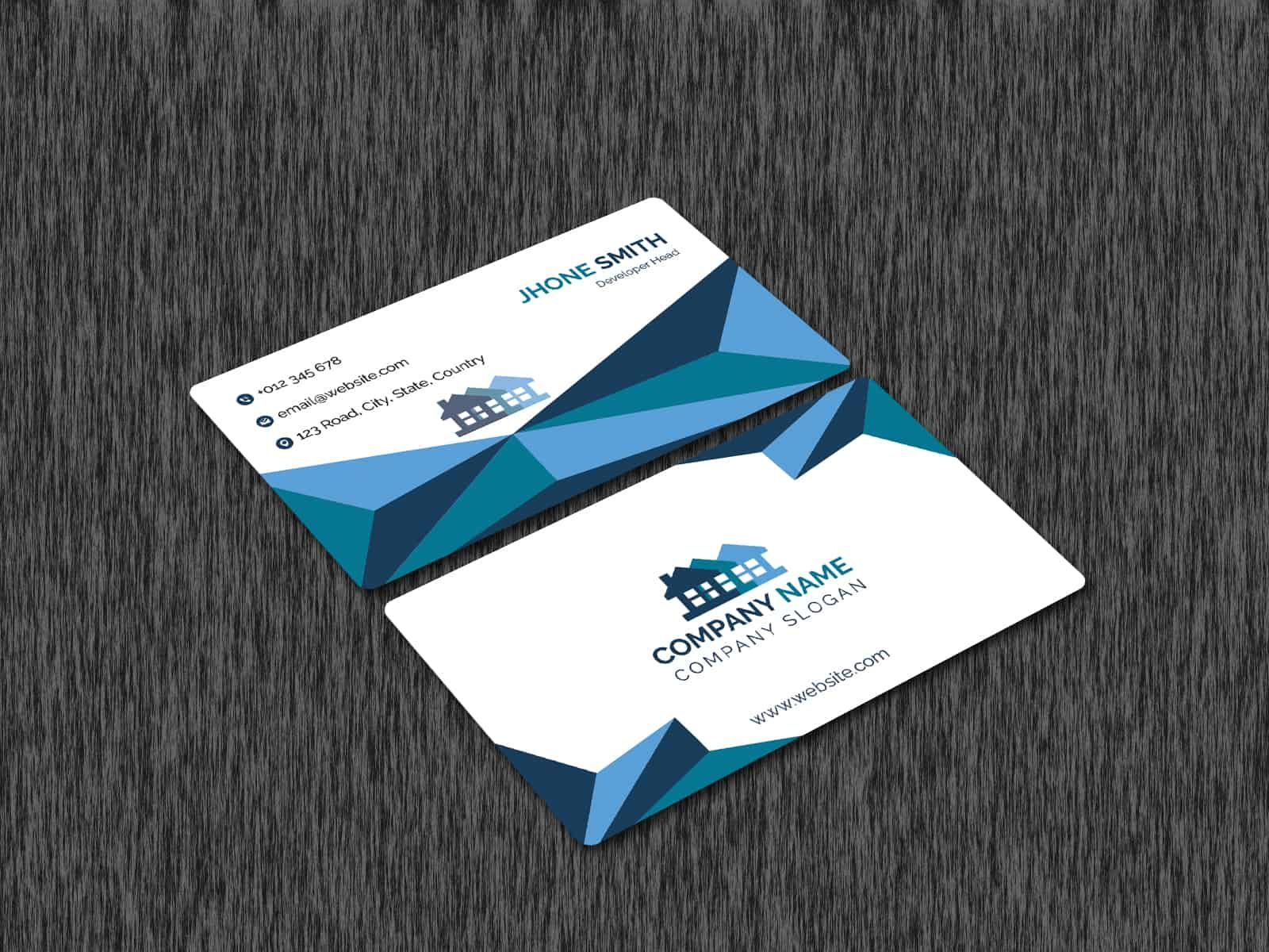 Real Estate Business Card Template Business Card Design Black Free Business Card Templates Freelance Business Card Real estate business card template