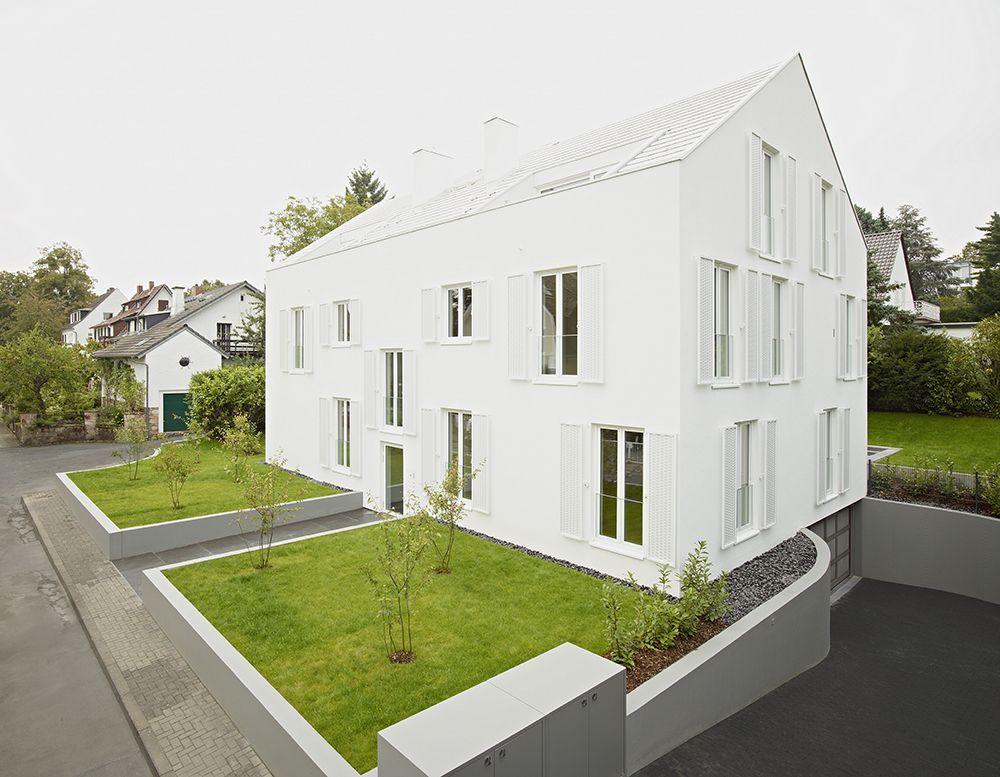 Gallery of Residential Building at Heiligenstock / CHRIST