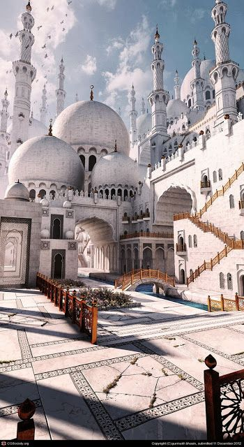 50 Most Fascinating Places Must be Visited in the World #beautifularchitecture