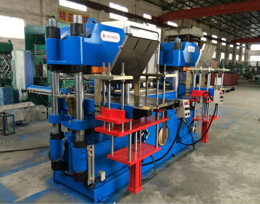200 TON Automatic Rubber Molding Press Machine,Rubber