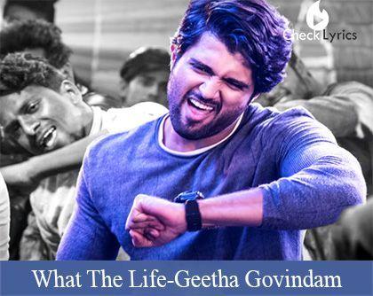 geetha govindam songs vijay devarakonda