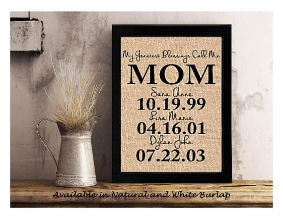 Mom Gifts | Mom From Daughter | Mom From Son | Mom Birthday Gift | Gifts For Mom | Personalized Mom Gifts | Christmas Gift For Mom & Mom Gifts | Mom From Daughter | Mom From Son | Mom Birthday Gift ...