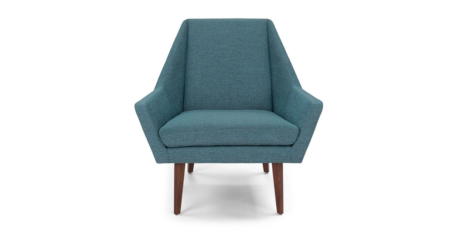 Best Angle Denim Blue Chair With Images Blue Chair Mid 400 x 300