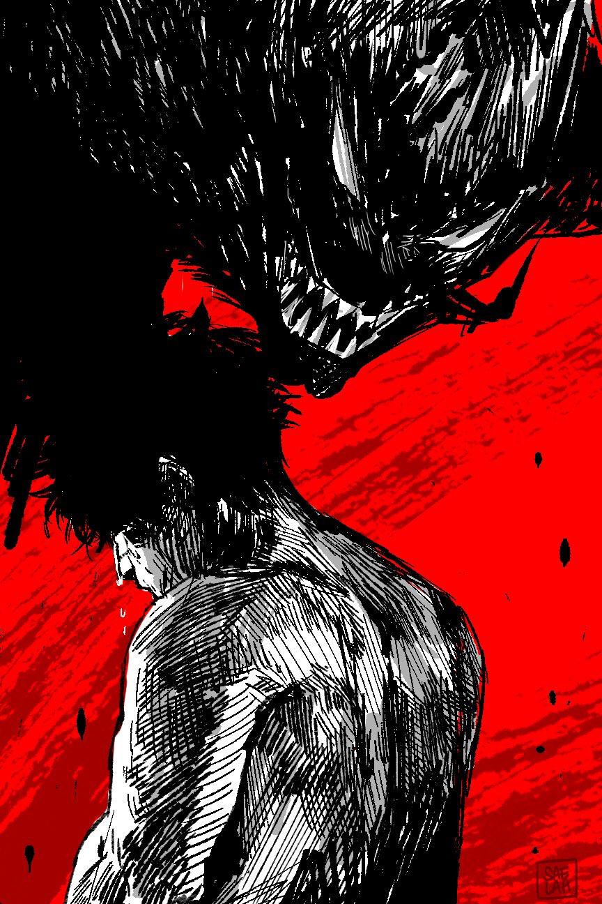 Devilman Crybaby Personagens de anime, Anime, Desenhos