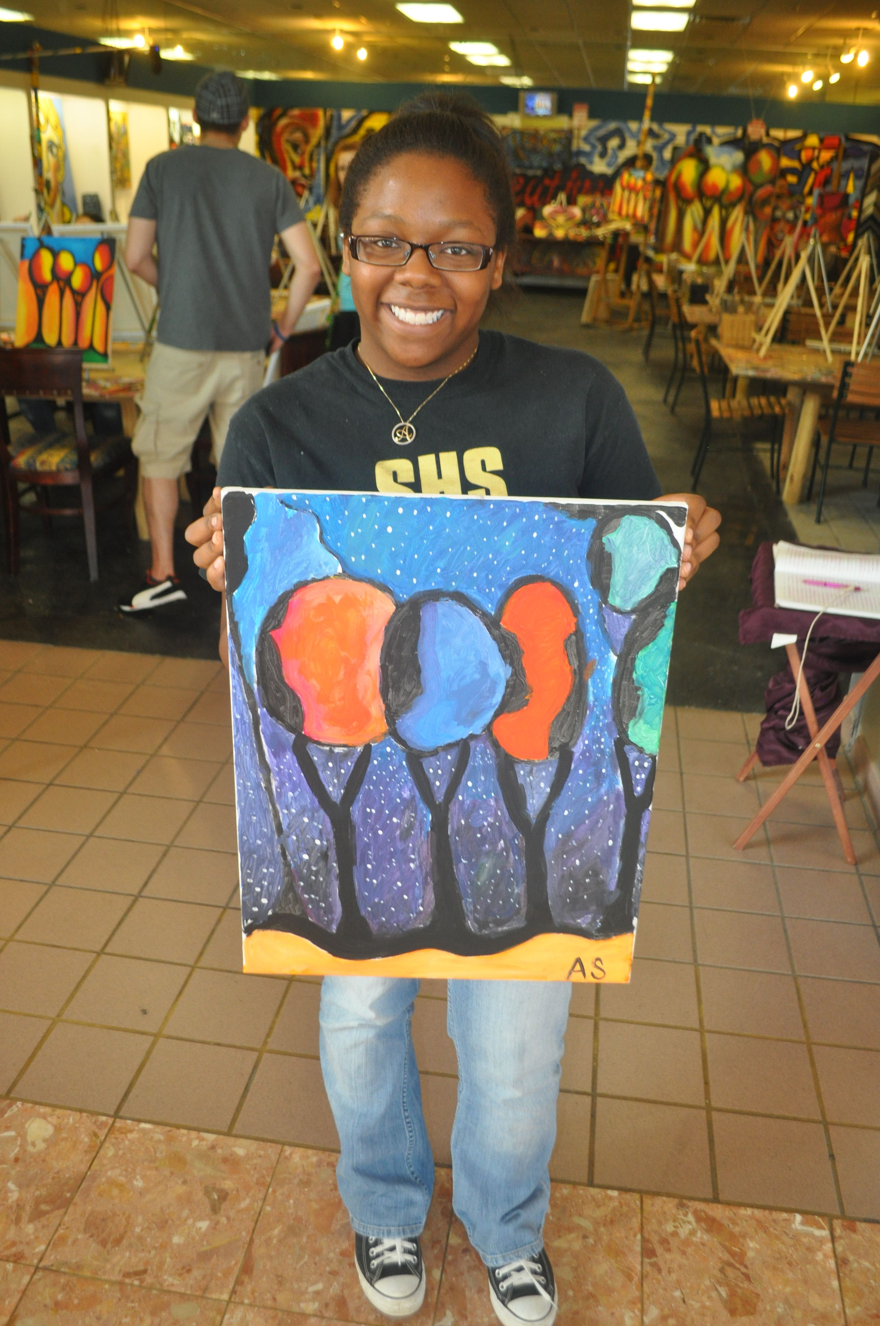 Explore your creative side with images atlanta art