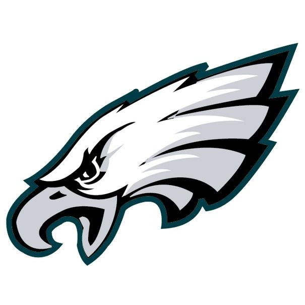 philadelphia eagles logo philadelphia eagles logo eps file free rh pinterest com