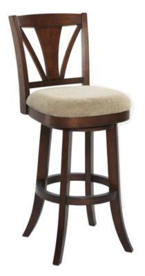 Chairs Gideon Swivel Barstool Chairs Havertys Furniture Bar