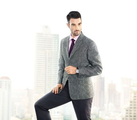 Wills Classic: New-age formal wear featuring luxurious fabrics, crafted to perfection with the most sophisticated styling. Visit www.willslifestyle.com to explore.
