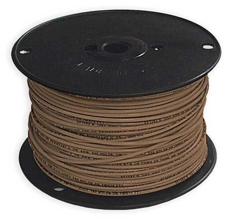 Thhn Solid Building Wire 12awg Wire Solid 12awg Solid Thhn By Value Brand 121 81 Solid Thhn Wire Wire Gauge 12 Awg House Wiring Insulation Materials Wire