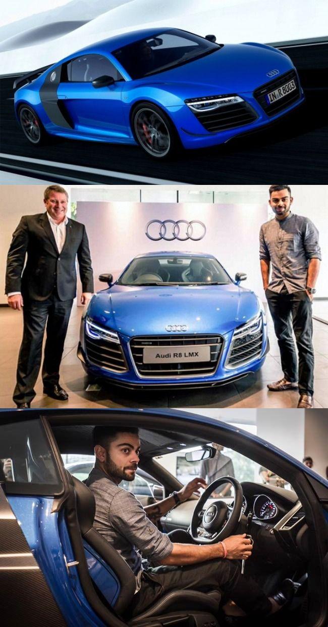 Virat Kohli Latest Owner Of Limited Edition Audi R8 Lmx Audi