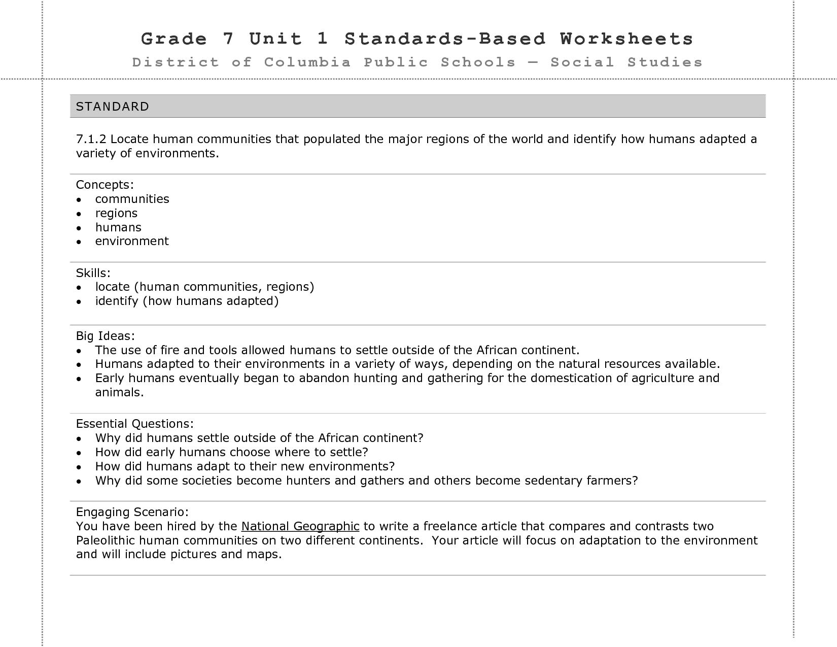 Uncategorized 8th Grade Social Studies Worksheets 100 7th grade social studies worksheets worksheet scope of work template class standards based grading pinterest worksheets