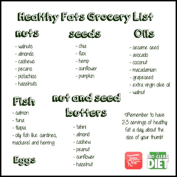 Here Is A Complete Low Carb Food List To Help You Lose ...