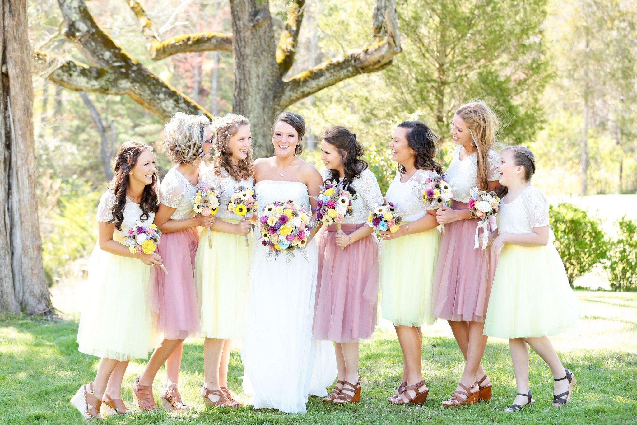 5cda436bbd2 Real Azazie Wedding