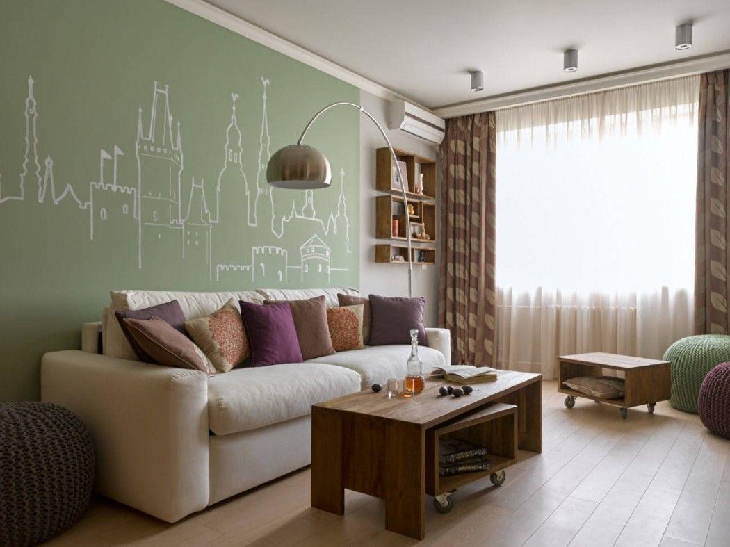 Дизайн гостиной 2019 (51 фото): модные тенденции интерьера ...