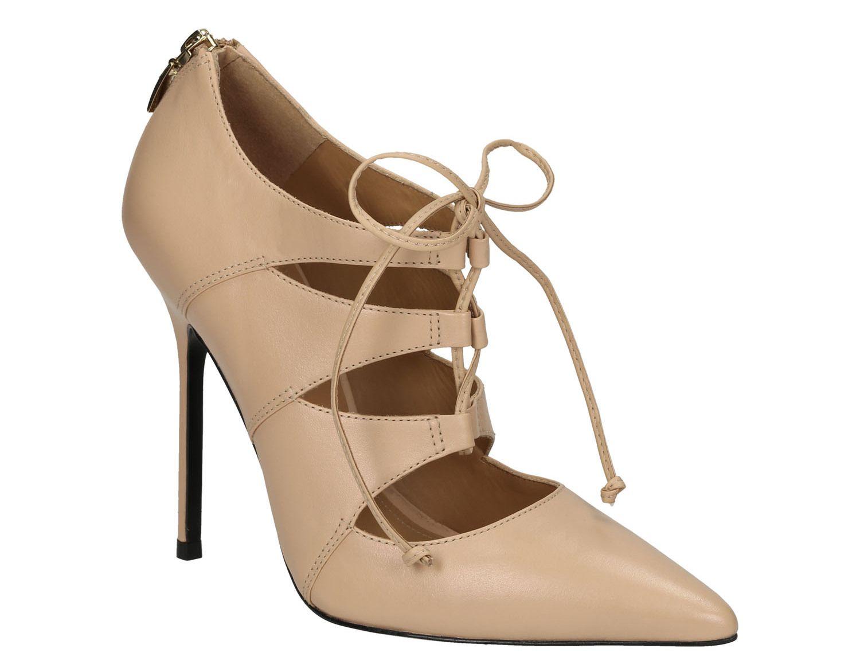 Bezowe Czolenka 25589 18506 01 03 Z Kolekcji 2015 Sklep Internetowy Kazar Stiletto Heels Heels Stiletto