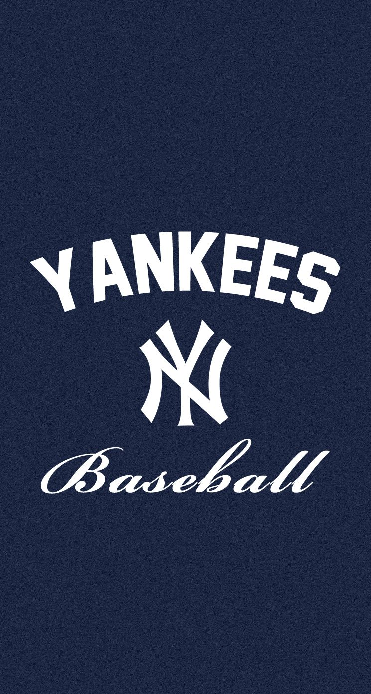 New York Yankees Wallpapers Wallpaper With Images New York Yankees Logo Mlb Yankees