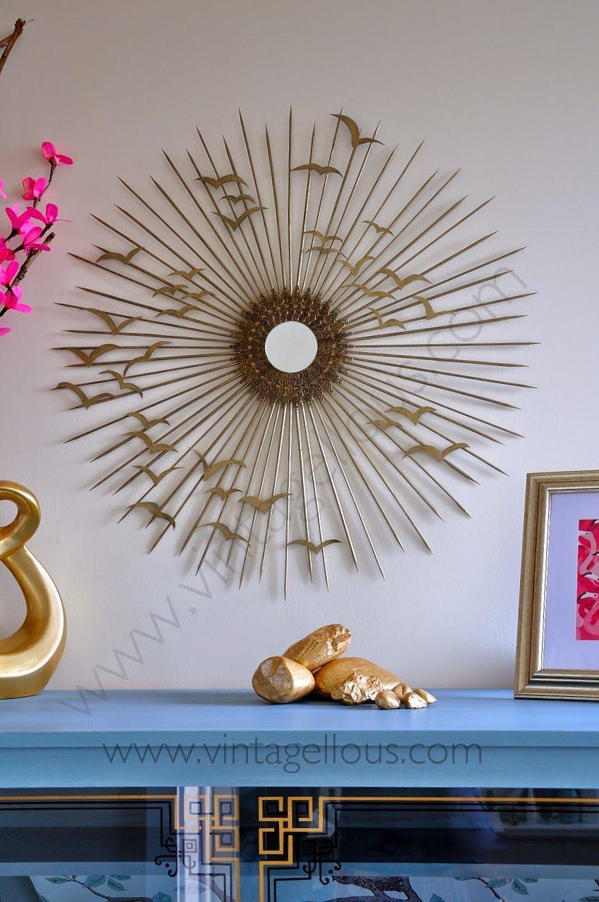 Mirror diy bricolaje pinterest diy espejo espejos y decoracion espejos - Bricolaje y decoracion ...