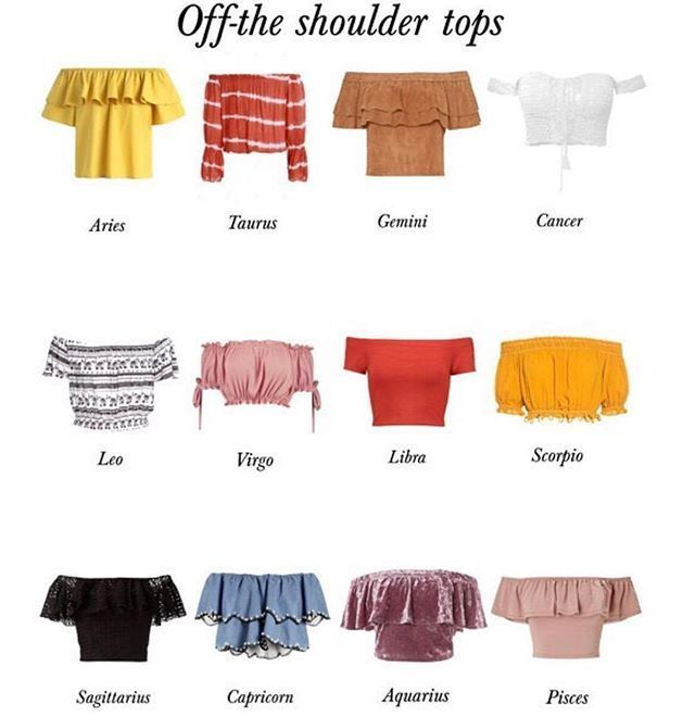 Outfits Zodiac _ Outfits Zodiac