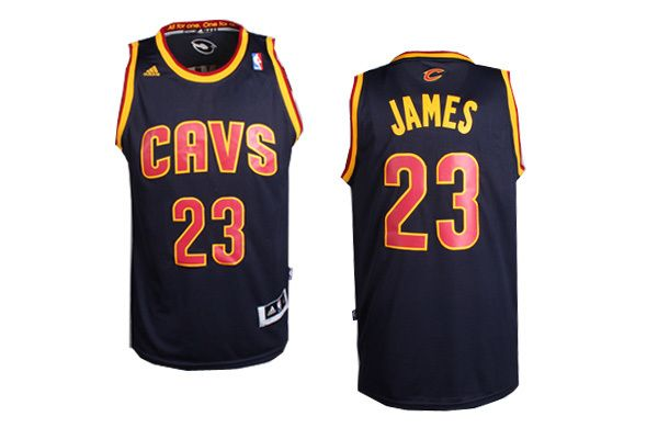 reputable site c30f2 99ff1 New Cleveland Cavaliers #23 LeBron James blue jerseys $24.0 ...