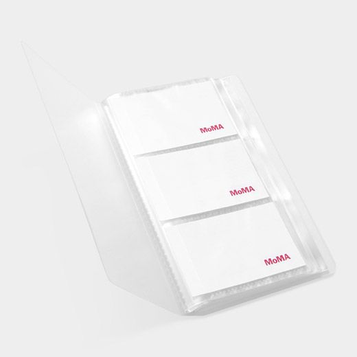 Muji business card folder things pinterest muji office muji business card folder colourmoves