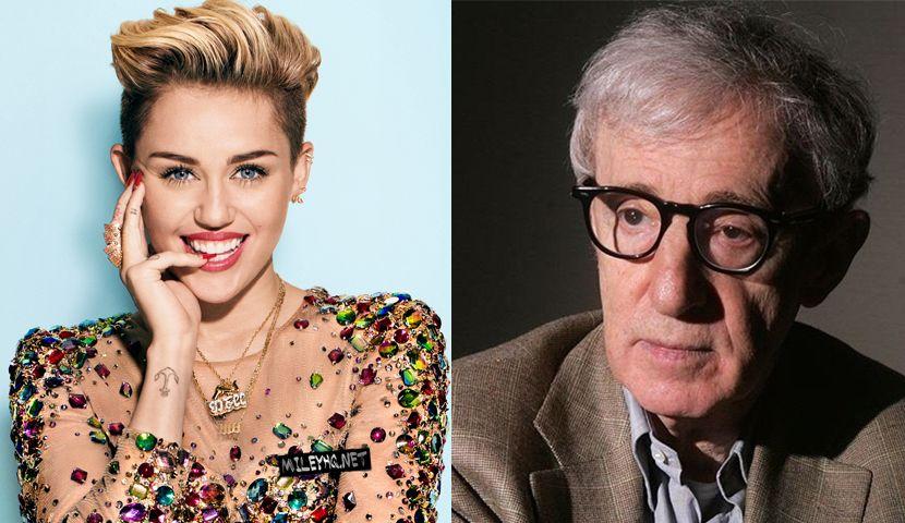 Miley Cyrus, musa de Woody Allen en su primera serie - http://www.bezzia.com/miley-cyrus-musa-de-woody-allen-en-su-primera-serie/